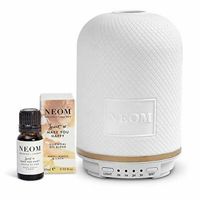 NEOM – Wellbeing Pod Essential Oil Diffuser & Scent To Make You Happy • 146.99£