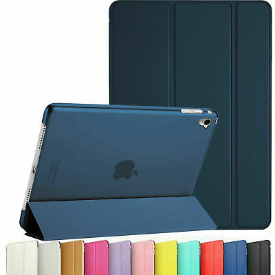 £4.95 • Buy Leather Magnetic Smart Case For Apple Ipad Air 1 2 3 4 9.7 10.2 10.9 Pro 11 10.5