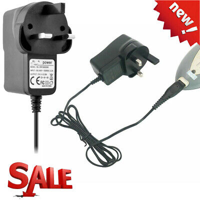 AU5.34 • Buy 15V UK Plug Power Charger Lead Cord Fit For Philips Shaver HQ8505 3000 Series