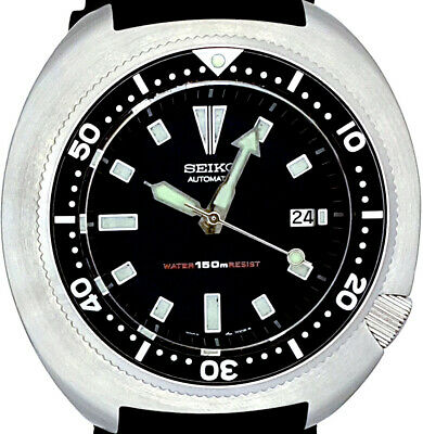$ CDN64.30 • Buy Vintage SEIKO Diver Big 49mm TURTLE 316L SS Case Mod W/Genuine 7002 Dial & Movt.