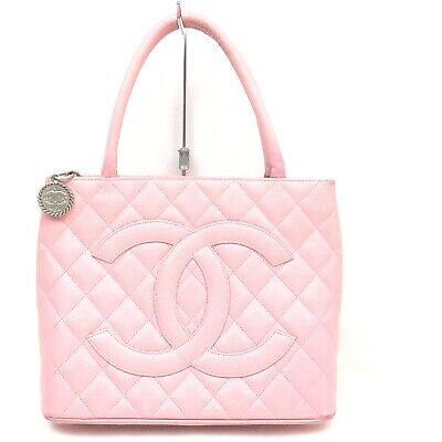 AU737.26 • Buy Chanel Tote Bag  Pinks Leather 1414093