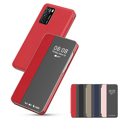 Shockproof Flip Case For Huawei P40 P30 P20 Lite 5G Mate 20 30 40 Pro Back Cover • 4.66£