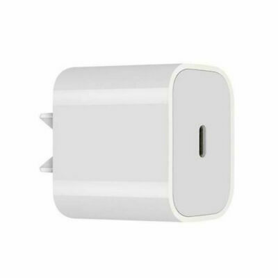 AU11.49 • Buy 20W USB-C Fast Wall Charger PD Power Adapter Plug For IPhone 11 12 Mini Pro Max