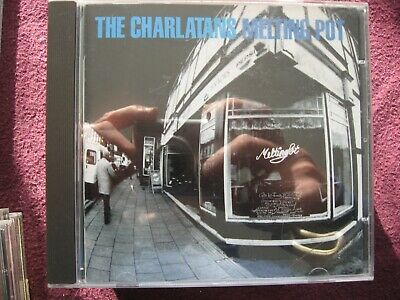 Cd.  The Charlatans.  Melting Pot. • 0.99£