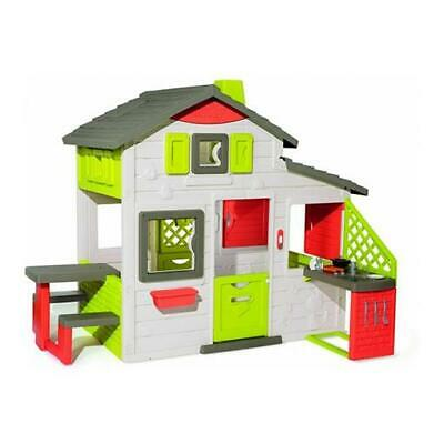 £409.99 • Buy Smoby NEO Friends Play House With Kitchen   Kid Playhouse Wendy House   From 2+