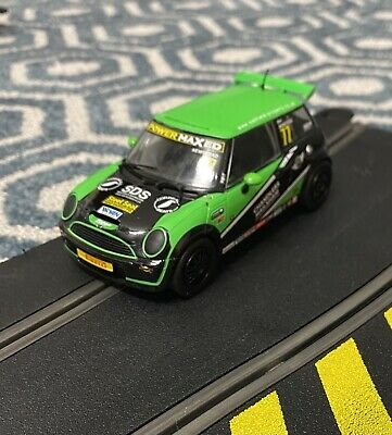 Scalextric / Superslot - H3743 Mini Cooper S No.77 Neil Newstead - Used • 6.50£