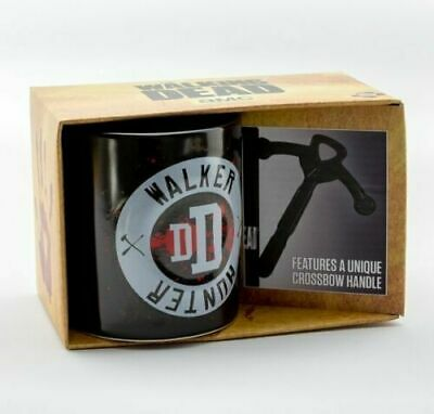 £4.90 • Buy Official The Walking Dead Daryl 3d Tea Coffee Cup Mug Brand New!