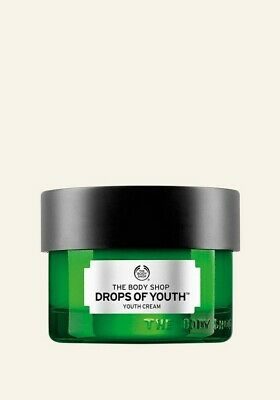 The Body Shop Drops Of Youth™ Youth Cream 50ml Boxed New • 19.99£