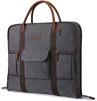 S-Zone Suit Carry-On Garment Bag Suit Carrier For Men And Women Suit Bag For Tra • 50.23£