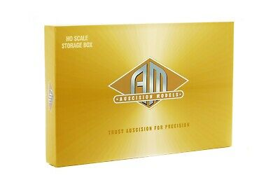 $ CDN37.38 • Buy Auscision Gold Storage Box - Horizontal Liners For HO Scale Trains