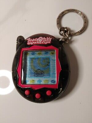 $ CDN82.07 • Buy Tamagotchi Connection V3 Black And Pink TESTED WORKING