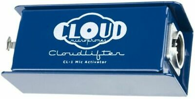 $140 • Buy Cloud Microphones Cloudlifter CL-1 Activator Microphone Preamp