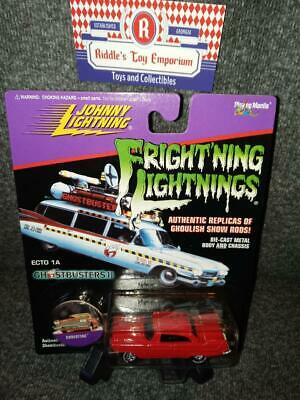 Johnny Lightning Frightning Lightning Collector's Edition Ghostbusters ECTO 1A • 1.44£
