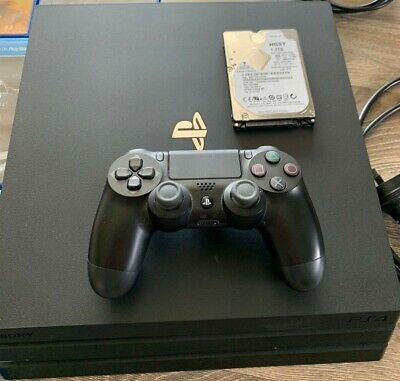 AU368 • Buy Sony PS4 PRO 750GB SSD Upgrade + Controller