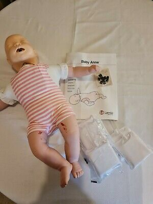 Laerdal Little Anne Infant CPR Manikin ***Condition Used*** • 51£