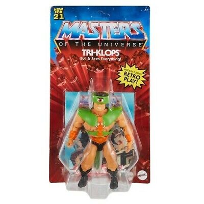 $23.99 • Buy Mattel Masters Of The Universe Origins Tri-Klops Action Figure PREORDER 05/21