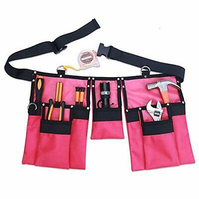 AU35.89 • Buy Garden Tool Belt For Women, Tool Pouch For Gardening And Home Improvement