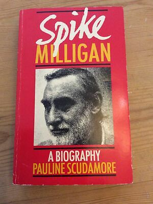Spike Milligan: A Biography, Scudamore, Pauline, Used; Good Book • 1.80£