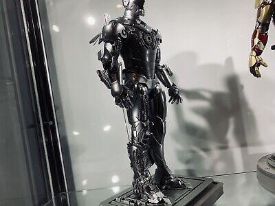 $ CDN505.58 • Buy HOT TOYS IRON MAN MARK II/Mark 2 UNLEASHED SIDESHOW EXCLUSIVE Ver. 1/6 Figure