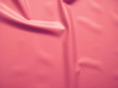 £19.80 • Buy Latex Rubber 0.20mm, Offcut, 277x92cm, Party Pink