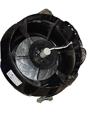 12 Inch Black Orchid Grow Room Extractor Fan - Temperature Control Assisted Fan • 75£
