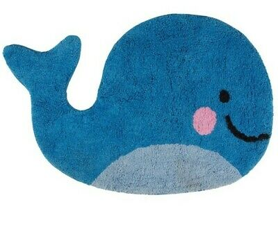 Bnwt Sass & Belle Happy Whale Rug  • 9.99£