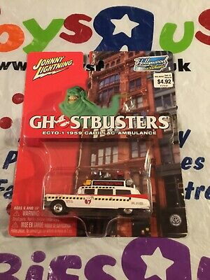 Johnny Lightning Ghostbusters Ecto-1a • 14.99£