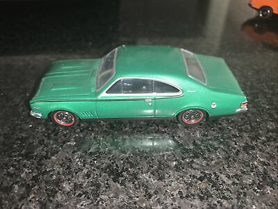AU40 • Buy Holden HG Monaro GTS - 350 TR37 TRAX Diecast Model Car 1:43 Scale