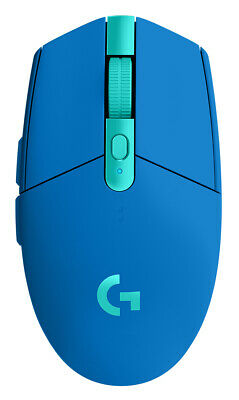 AU29 • Buy Logitech G305 Wireless Gaming Mouse - Blue
