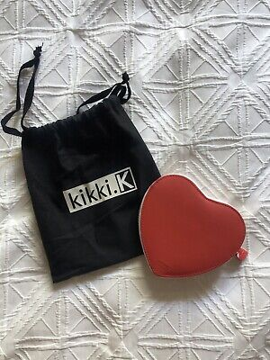 AU15 • Buy Kikki K - Leather Heart Wallet