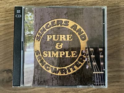 Time Life Singers And Songwriters Pure & Simple 2cd • 14.99£