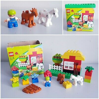 LEGO Duplo My First Garden 10517 Complete With Box Retired Set  • 12.99£