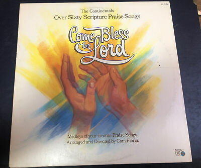 £7.24 • Buy Cam Flora's Continentals Bless Sing  Come Praise And Bless The Lord  VG+