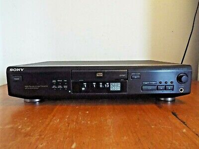 £39.99 • Buy SONY CDP-XE510 CD Player HiFi Separate W/ Optical Digital Out CD Text- No Remote