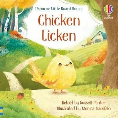 £5.55 • Buy Chicken Licken By Russell Punter 9781474989503 | Brand New | Free UK Shipping
