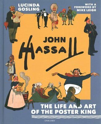 John Hassall The Life And Art Of The Poster King 9781913491239 | Pre Order • 24.23£