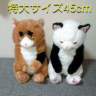 $ CDN254.76 • Buy Cat Nuki Big Plush Sykkogurashi Nyansy Nyanko