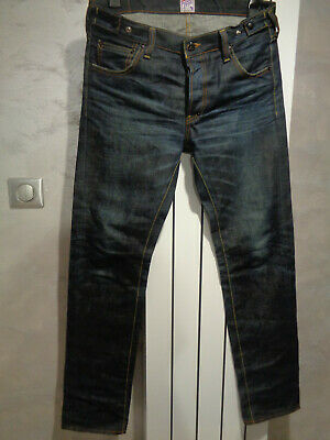 Mens PRPS Goods & Co P39 P17A Jeans  Size 36 Made In Japan • 18£