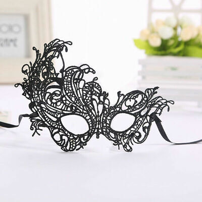 £2.69 • Buy Gothic Sexy Lace Face Eye Mask Masquerade Ball Costume Party Halloween
