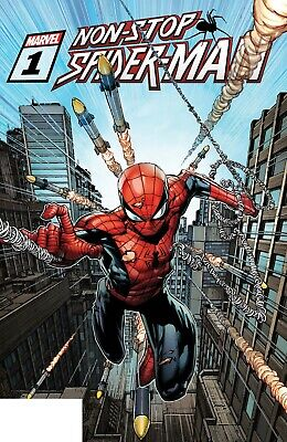 £8.99 • Buy NON-STOP SPIDER-MAN (2021) #1 - New Bagged