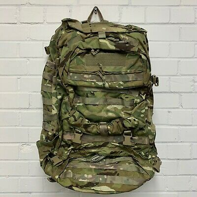 £125 • Buy MTP CAMO 90 LTR BERGEN RUCKSACK BACKPACK - British Army , Brand NEW