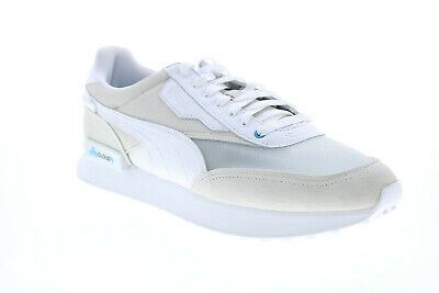 AU81.99 • Buy Puma Future Rider X Cloud 9 Mens Gray Collaboration & Limited Sneakers Shoes
