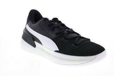 AU84.99 • Buy Puma Clyde Hardwood Team 19445402 Mens Black Athletic Basketball Shoes