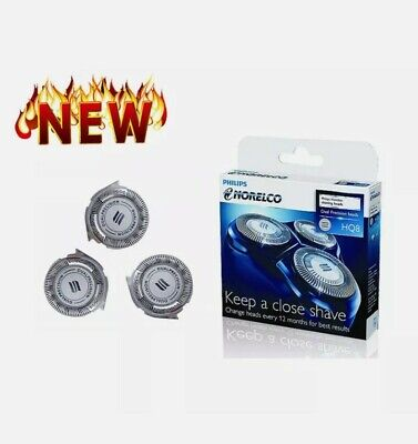 $ CDN15.18 • Buy HQ8 Shaving Heads Replacement Shaver Series 7800, 88, Pt, 71, 72 -1 Box Of 3 Hds