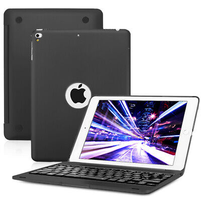 AU42.99 • Buy AU For IPad 6th/5th Gen 2018/2017 9.7  Bluetooth Keyboard With Stand Case Cover