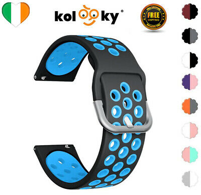 $ CDN7.71 • Buy Strap For Fitbit Versa, Versa 2, Versa Lite Vent Replacement Band LARGE / SMALL