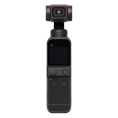 AU599 • Buy DJI Osmo Pocket 2 4K 3-Axis Gimbal Video Camera - Black  - [Official Store]