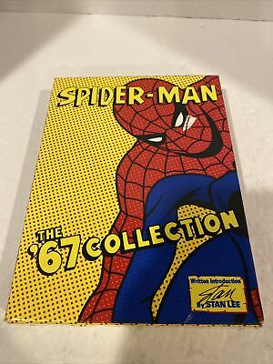 £142.39 • Buy Spider-Man ‒ The '67 Collection (6-disc Region 1 DVD) Marvel Animated Cartoon