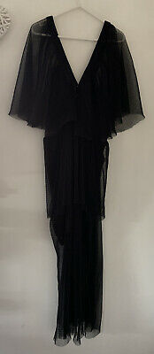 AU126 • Buy Alice McCall Love And Desire Dress In Black NWOT Size 12 (lc53)