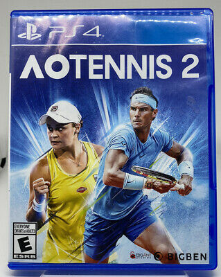 AU28.33 • Buy AO Tennis 2 PS4 - PlayStation 4 Tested